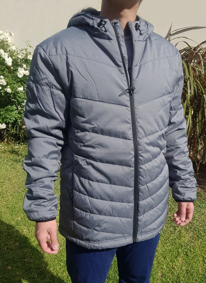 Campera Hombre Zimith. Abrigada, Tipo Inflable. Talle Xxl
