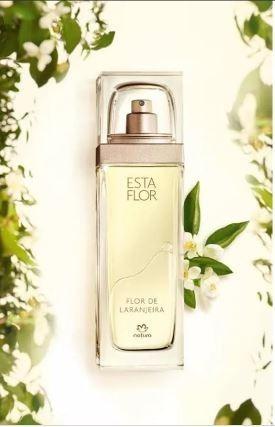Deo Parfum Esta Flor - Flor De Laranjeira 75 Ml, Val 10/2020