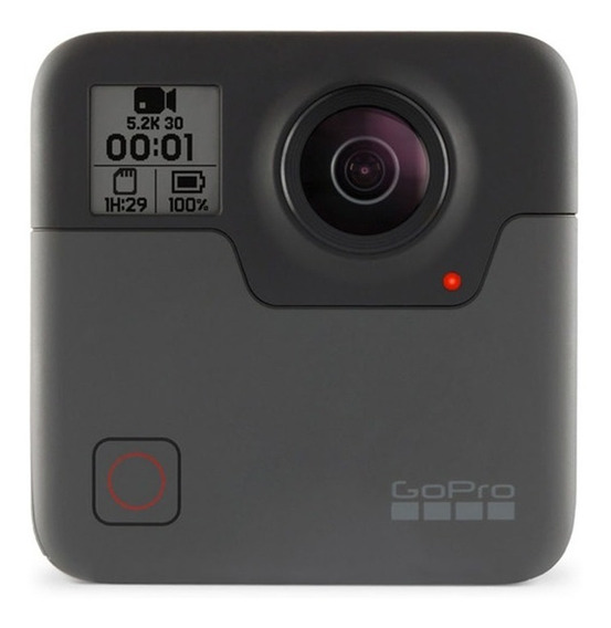 Camera Digital Gopro Fusion 360 Hd Video De 5.2k/fotos 18mp