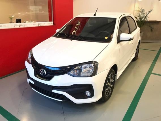 Toyota Etios 1.5 Xls At 5 P 2020