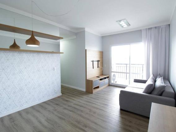 Apartamento Com 3 Dormitórios Para Alugar, R$ 2.100/mês - Jardim Chapadão - Campinas/sp - Ap2918