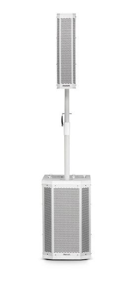 Sistema De Som Torre Amplificado Pa Ativo Grt12 Frahm