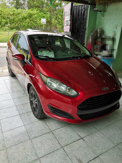 Ford Fiesta 1.6 Se Sedan Mt 2016