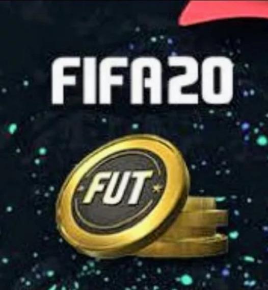 Fifa 20 Coins Para Ps4, Vendo Uma Conta Com 1 Milhão De Coin