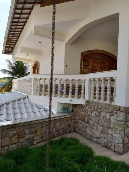 Vende Casa Maravilhosa Próximo A Ubá - Ca0372