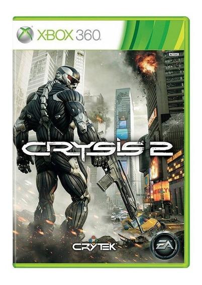 Jogo Crysis 2 Xbox 360 Original