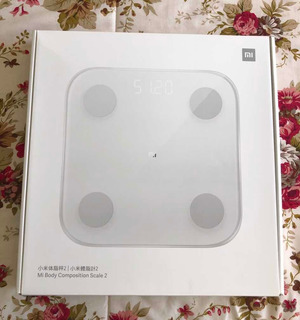 Balança Corporal Digital Xiaomi Mi Body Composition Scale 2