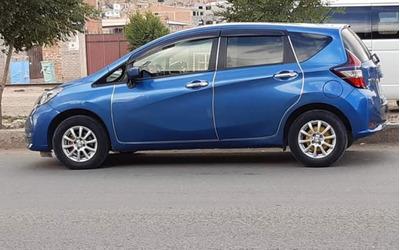 Auto Nissan Note Modelo 2017 Full