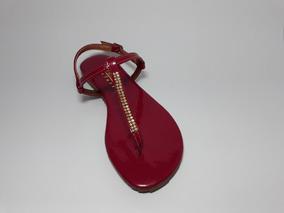 Sandalia Rasteira Sapato Feminino Numeros Grandes