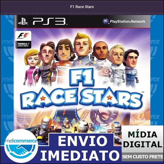 F1 Race Stars Digital Psn Envio Imediato
