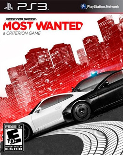 Need For Speed Most Wanted Español | Ps3 | Tenelo Hoy