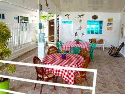 Casa En San Andres Para Familias En Vacaciones Y Festivos