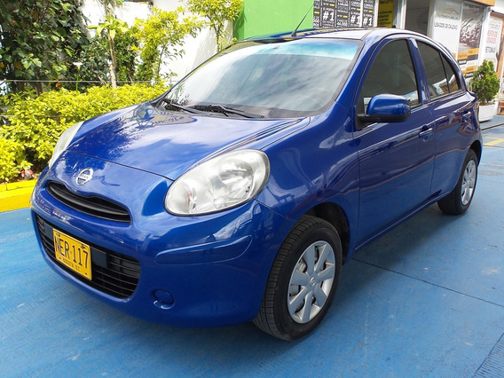 Nissan March Drive Mt 1.6 Aa