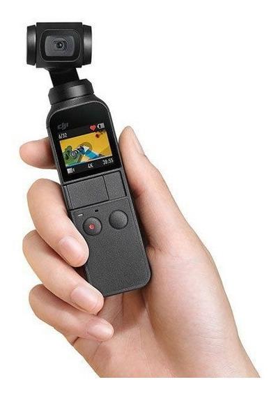 Promoção Gimbal Dji Osmo Pocket 4k Original Nova Lacrada
