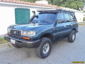 Toyota Autana Lx / Autana 4x4 - Sincronico