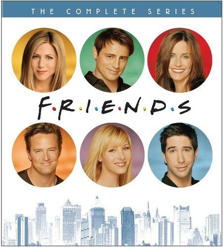 Friends Coleccion Bluray (20 Discos)
