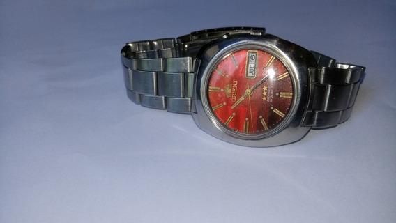 Relógio Orient Automatico Antigo Lindo Funcionando Perfeito