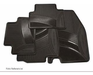 Pisos De Goma Nissan New Qashqai J11 Originales