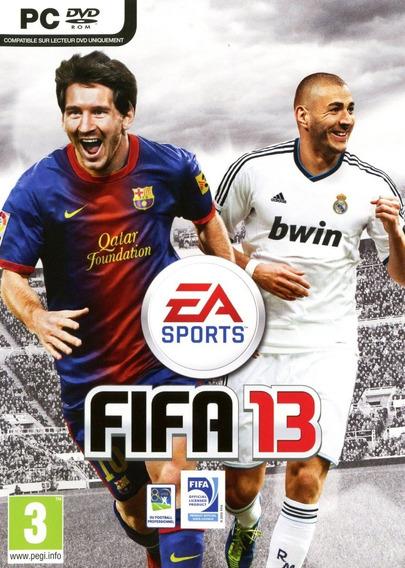 Fifa 13 Pc Em Hd + Brind Frete Gratis!