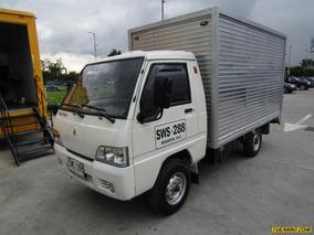 Foton Mini Truck Furgon