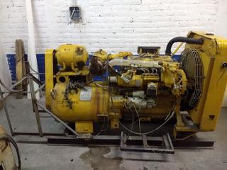 Planta Electrica Cat 50 Kw Para Reparar O Refacciones