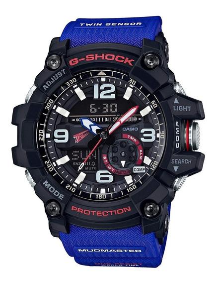 Relógio Casio G-shock Mudmaster Gg1000tlc-1a Novo