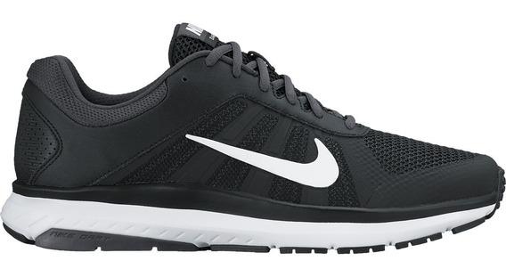 Tênis Nike Dart 12 Msl Masculino Original - Preto E Branco Ref. 831533-001