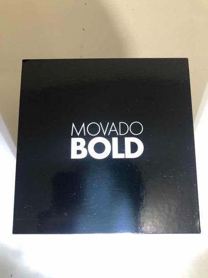 Relogio Movado Bold