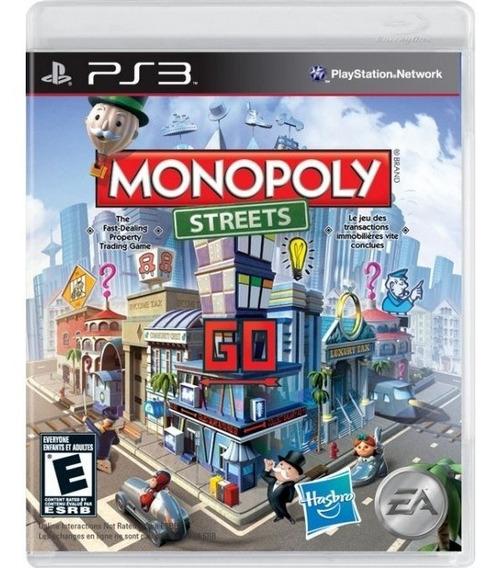 Monopoly Ps3 - Leia Descrição