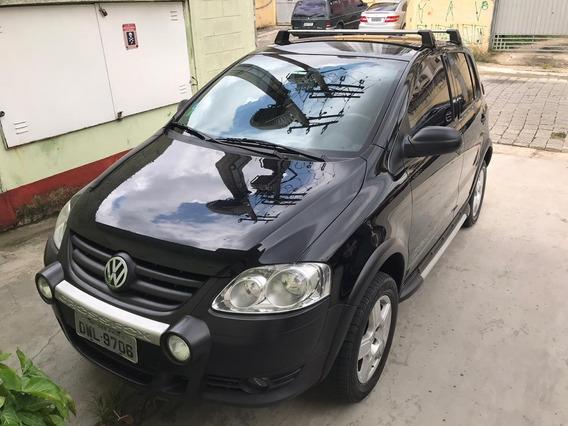 Volkswagen Crossfox 1.6flex 07/08 Único Dono Excelente Estad