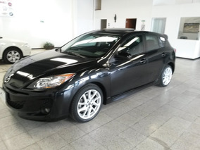 Mazda 3 Hatchback 2,5l 4cil 155hp 5p T/a Negro Mica 2013