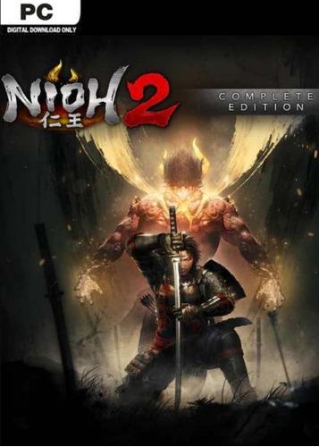 Nioh 2 Complete Edition Pc Steam Key Envio Imediato