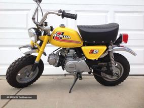Honda Z50,z50j Monkey Kawasaki Kv75 Repuestos Nuevosy Usados