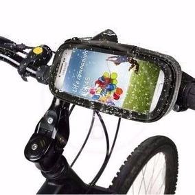 Suporte Universal Moto Celular Ou Gps Até 4,7 Prova D´agua