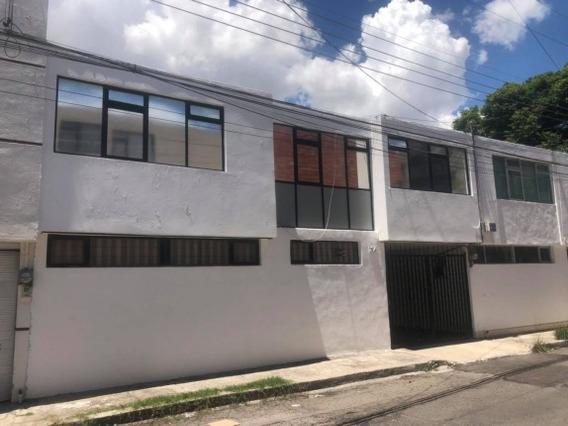 Casa En Renta Ideal Para Oficina En Colonia Gabriel Pastor 2da. Sección (cerca De Blvd. Valsequillo Y 5 De Mayo)