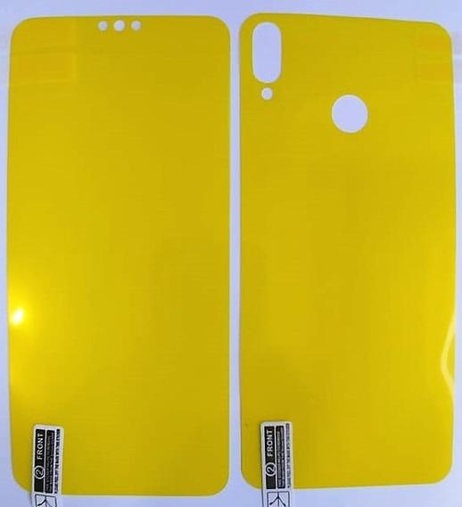 Protetor Gel Frente Verso Huawei Honor 8x 6.5 Frete Gratis!