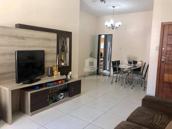 Apartamento Com 2 Dormitórios À Venda, 94 M² Por R$ 500.000,00 - Icaraí - Niterói/rj - Ap0356