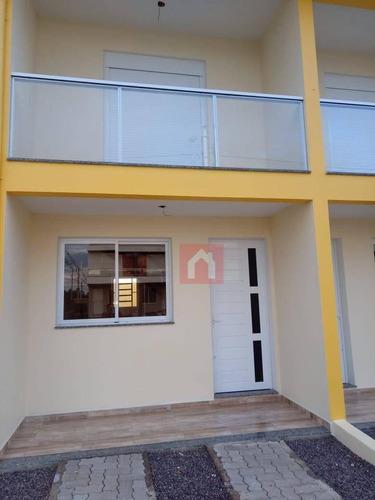 Sobrado Com 2 Dormitórios À Venda, 60 M² Por R$ 198.000 - Bela Vista - Caxias Do Sul/rs - So0199