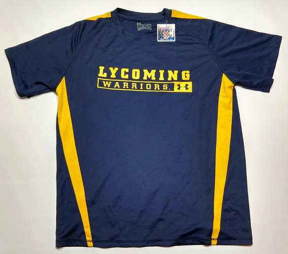 Remera Under Armour Lycoming Warriors Talle M