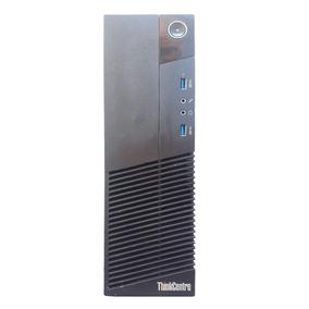 Desktop Cpu Lenovo M93p Core I3 4gb Ddr3 Ssd 120gb Wifi