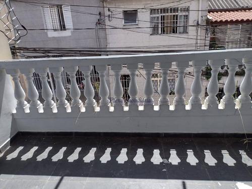 Imagem 1 de 13 de Sobrado Precisando De  Com 2 Dormitórios À Venda, 70 M² Por R$ 250.000 - Parada Inglesa - São Paulo/sp - So0444