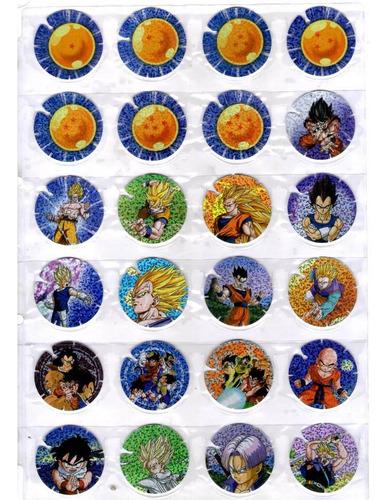 Coleccion 30/30 Taps Dragon Ball