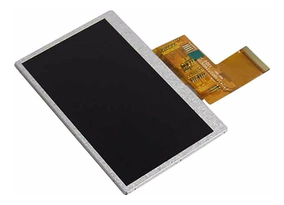 Display Tela Lcd 4,3 Satlink 6960 6965 6966 6979 Receptor Tv
