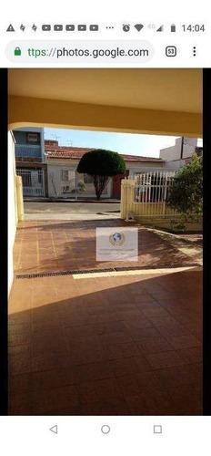Casa Com 2 Dormitórios À Venda, 150 M² Por R$ 500.000,00 - Jardim Santa Genebra - Campinas/sp - Ca0987