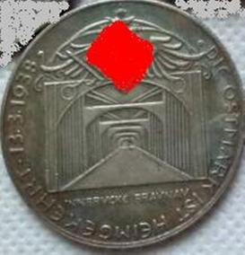 Moeda Alemanha Nazista 3° Reich Anexação Da Áustria