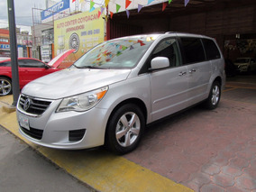 Volkswagen Routan Exclusive Paq Joy Box 2012