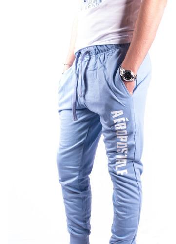 Pantalon Aeropostale Joggings Rustic Corporate Hombre Aero