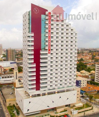 Sala Comercial Para Locação, São Gerardo, Fortaleza. - Sa0125