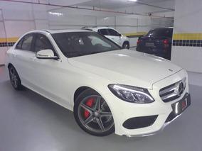 Mercedes-benz Classe C 250 2.0 Avantgarde 2015 Blindada