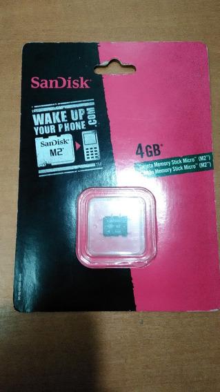 Memory Stick M2 4 Gb